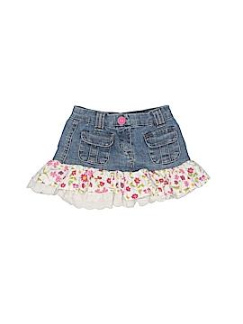 One Kid Denim Skirt Size 3T