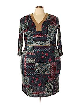 Ralph Lauren Casual Dress Size 2X (Plus)