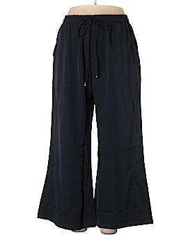 Allegra K Casual Pants Size 2X (Plus)