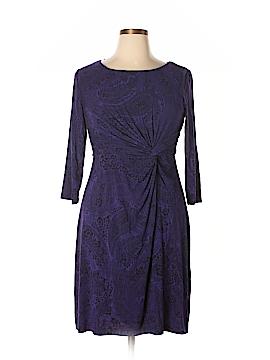 Dana Buchman Casual Dress Size XL (Petite)