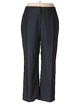 Kasper Dress Pants Size 22 (Plus)