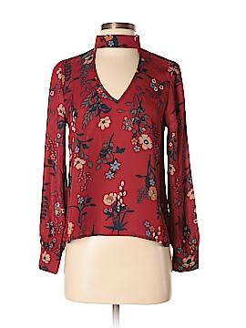 One Clothing Long Sleeve Blouse Size XS