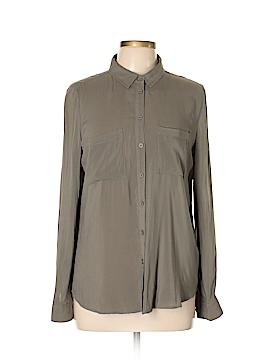 Sportsgirl Long Sleeve Blouse Size 10