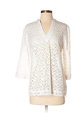 Nicole 3/4 Sleeve Blouse Size M