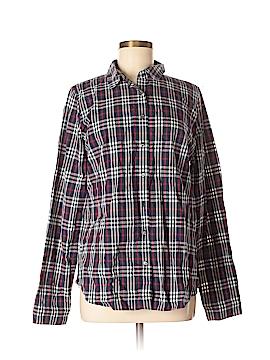 J. Crew Long Sleeve Blouse Size 12 (Tall)