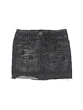 Limited Too Denim Skirt Size 12