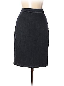 Banana Republic Factory Store Denim Skirt 30 Waist