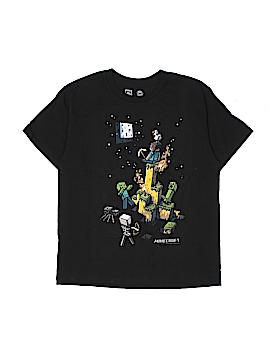Mojang Short Sleeve T-Shirt Size M (Youth)
