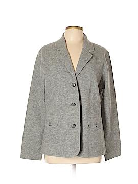 Jones New York Signature Wool Blazer Size XL