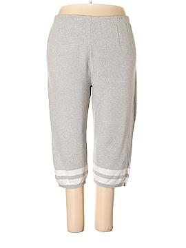 Joan Vass Casual Pants Size 2X (Plus)