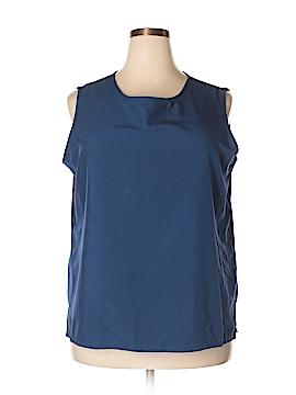 BonWorth Sleeveless Blouse Size XL