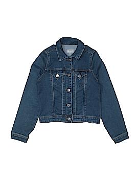 Tractor Denim Jacket Size M (Kids)