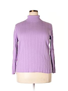 Talbots Turtleneck Sweater Size 1X (Plus)