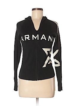 Armani Exchange Zip Up Hoodie Size M