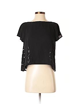 BB Dakota Short Sleeve Blouse Size S