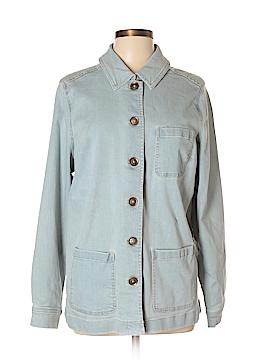 D&Co. Denim Jacket Size L