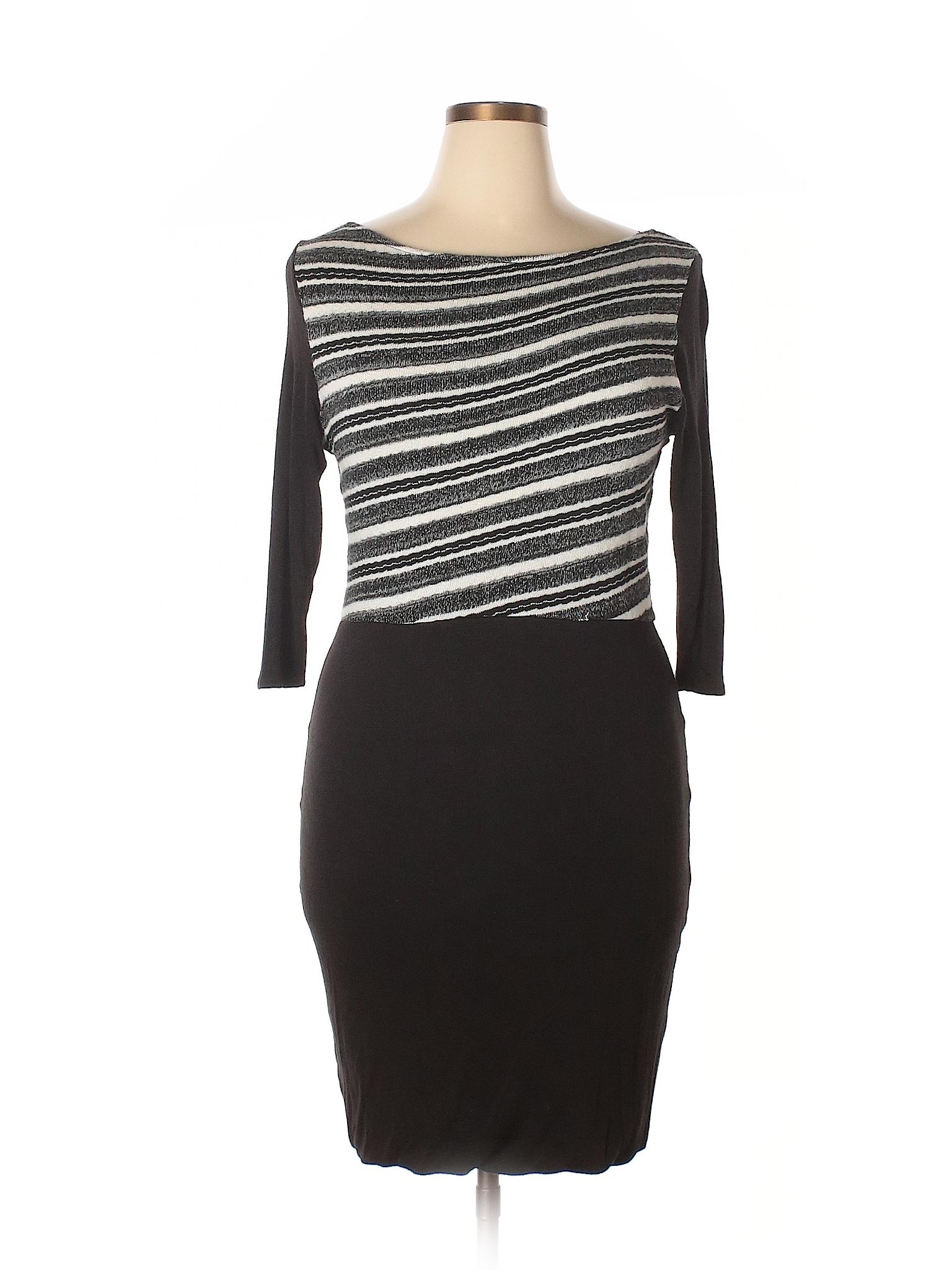 winter Dress Three Casual Dots Boutique dB4Tqd