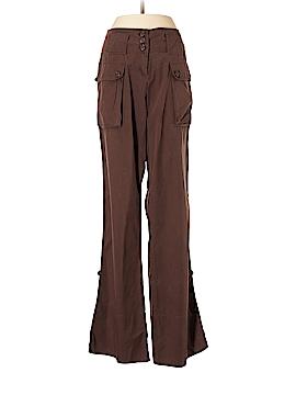 Cache Khakis Size 4