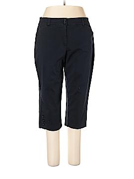Sag Harbor Khakis Size 16 (Petite)