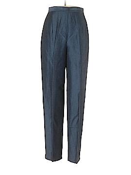 Valerie Stevens Linen Pants Size 4