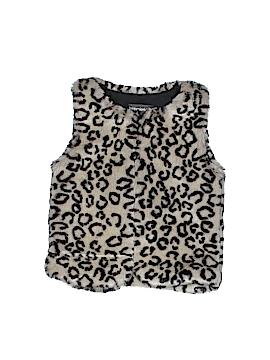 Bloomies Baby Faux Fur Vest Size 24 mo
