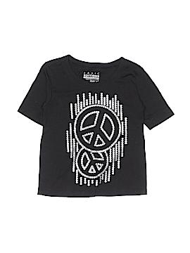 Basic Editions Short Sleeve T-Shirt Size 4 - 5