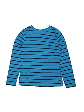 Arizona Jean Company Long Sleeve Polo Size M (Kids)