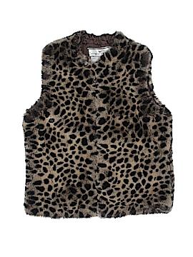 American Widgeon Faux Fur Vest Size 6