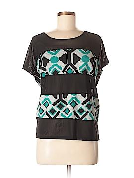 Material Girl Short Sleeve Top Size XL