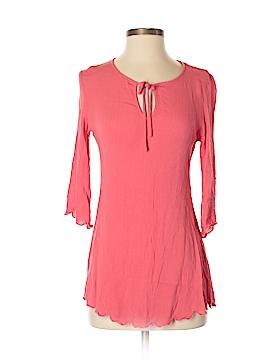 Francesca's 3/4 Sleeve Blouse Size Sm - Med