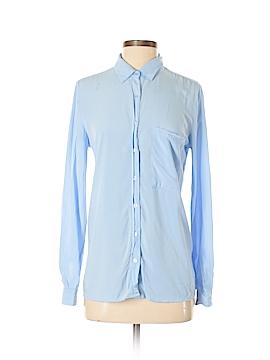 C Label Long Sleeve Button-Down Shirt Size 34 (EU)