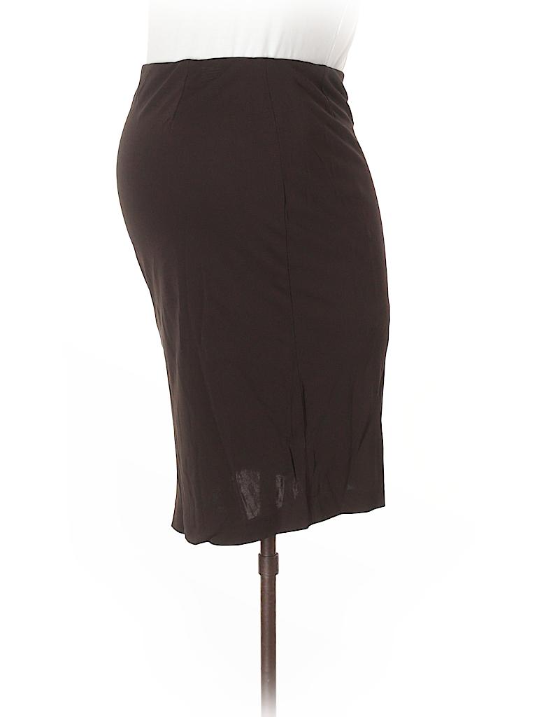 Liz Lange Maternity Women Casual Skirt Size 3 (Maternity)