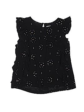 Epic Threads Short Sleeve Blouse Size M (Youth)