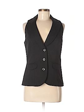 Coldwater Creek Tuxedo Vest Size 4