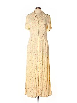 Eddie Bauer Casual Dress Size M (Tall)