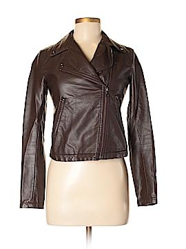 Uniqlo Faux Leather Jacket Size XS