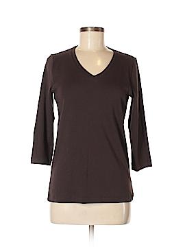Preswick & Moore 3/4 Sleeve T-Shirt Size S