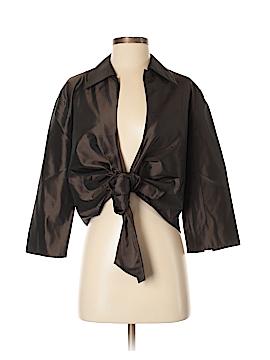 Etcetera Silk Cardigan Size 4
