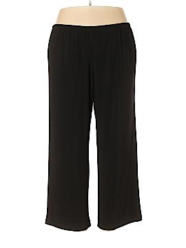 R&M Richards Casual Pants Size 24W (Plus)