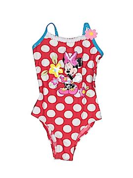 Disney Parks One Piece Swimsuit Size 2T