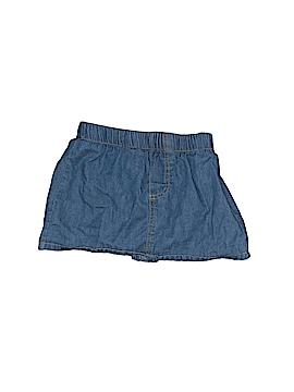 Little Maven Denim Skirt Size 18 mo