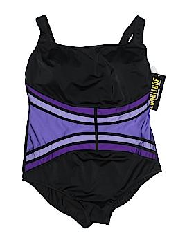 Longitude One Piece Swimsuit Size 22 (Plus)