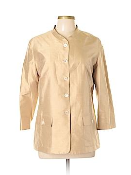 Bernard Zins Silk Blazer Size 12