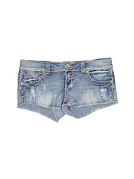 Almost Famous Denim Shorts Size 9