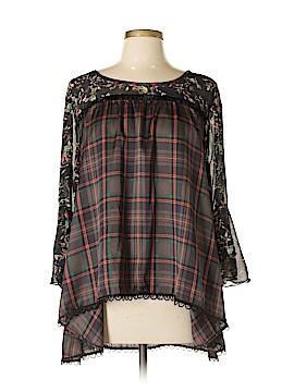 Ivy Jane 3/4 Sleeve Blouse Size XL