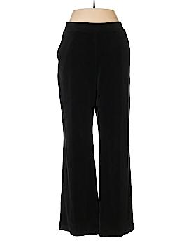 Charter Club Velour Pants Size L