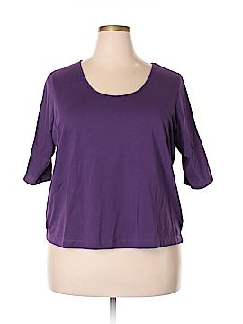 Stan Herman Short Sleeve T-Shirt Size 1X (Plus)