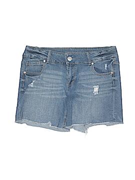 Celebrity Pink Denim Shorts Size 11