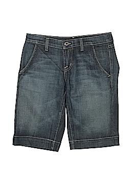 David Kahn Denim Shorts Size 0