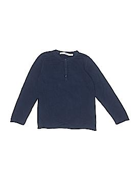 Zara Long Sleeve Henley Size 8-9